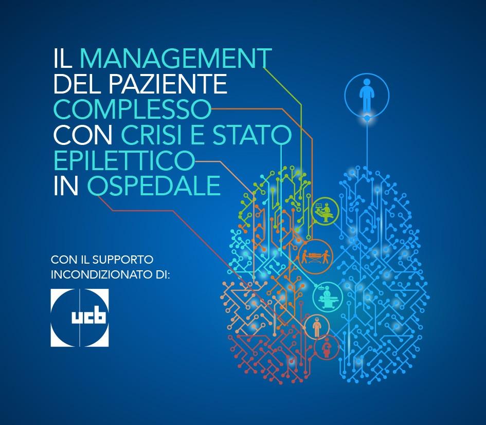 IL MANAGEMENT DEL PAZIENTE COMPLESSO CON CRISI E STATO EPILETTICO IN OSPEDALE